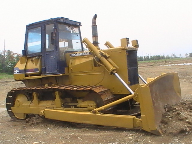 Construction and plant equipment