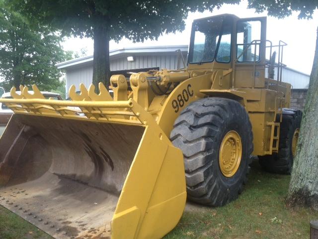 CAT 980 C