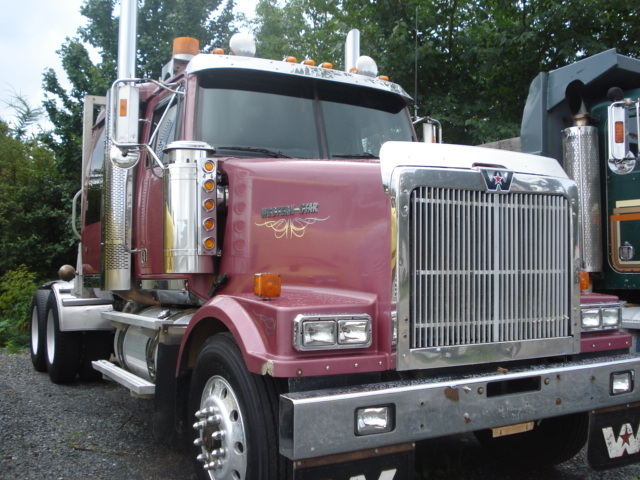 2006 WESTERN STAR C - 15 CAT 475HP 16 FRONT 46 REARS 4 WAY LOCK