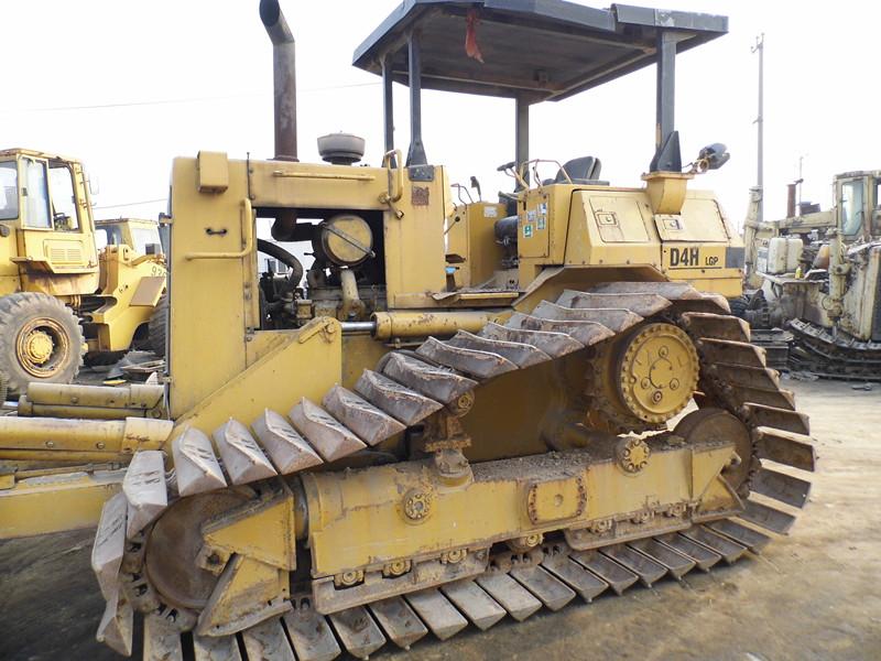 Used CAT D4H LGP Bulldozer