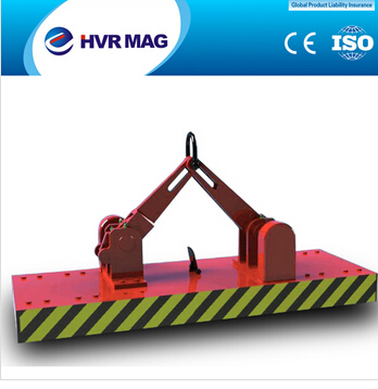 Permanent lifting magnet for crane and gantry