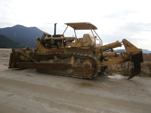 Used CAT D8K From japan