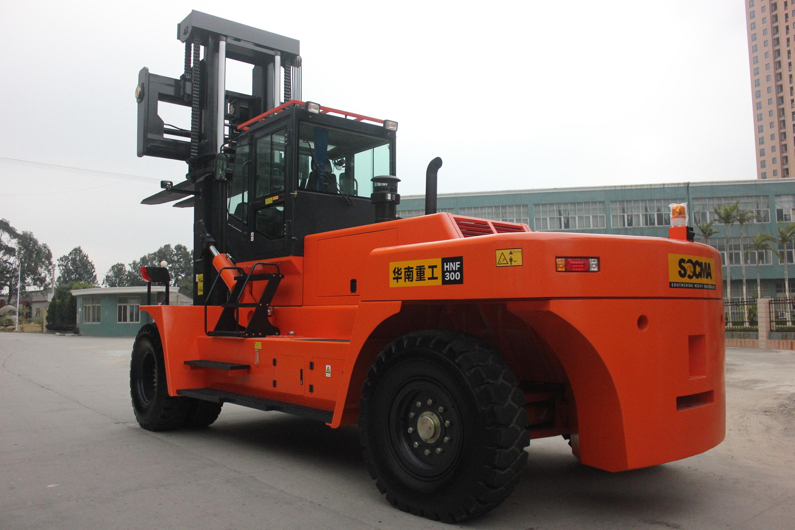 heavy duty forklift 3t for ...